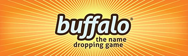 Resonym Buffalo The Name Dropping Game BUFF01MF