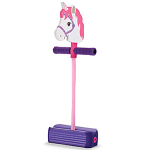 outdoor toy, indoor toy, durable, kids toy, activity, physical activity, bungee, unicorn, princess