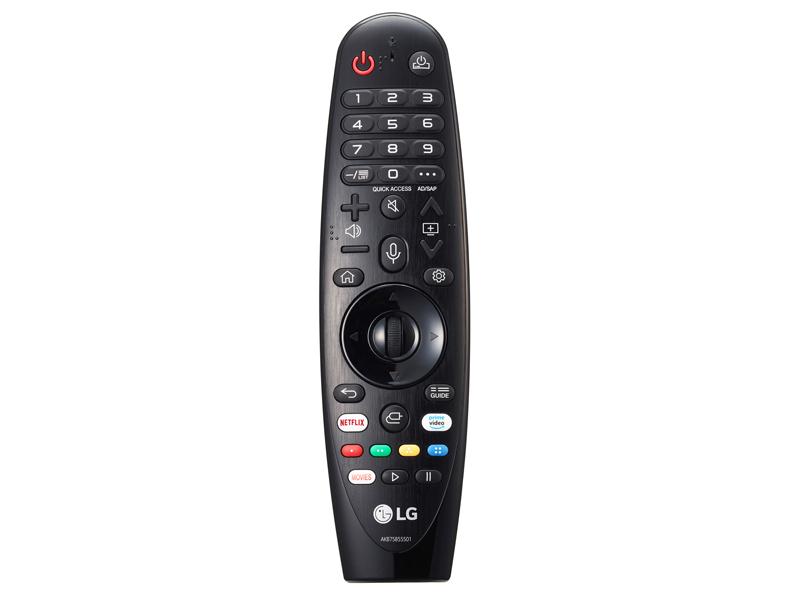 Lg Magic Remote Fernbedienung Mr20ga Elektronik