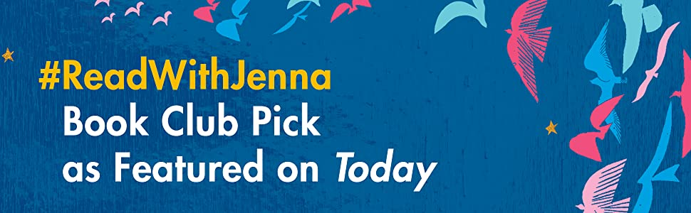 book club;love;journey;grief;courage;gifts for women;identity;relationships;survivor;read with jenna