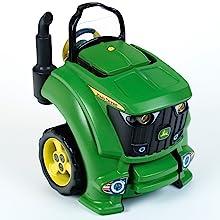 Amazon Com John Deere Tractor Engine Toys Amp Games