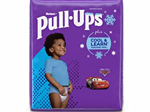 Pull-Ups Cool and Learn Potty Training Pants for Boys