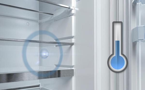 Bosch Kühlschrank Pfeift : Bosch kgn ai serie kühl gefrier kombination a kühlen