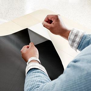 Peel Post-it Dry Erase Surface