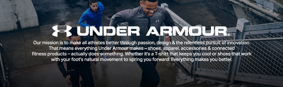 Under Armour mission statement