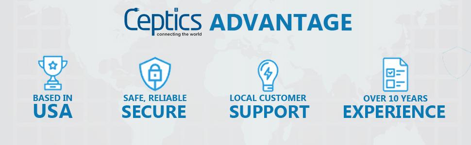 ceptics advantage