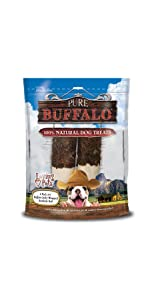 Amazon.com : Loving Pets Pure Buffalo Meat Jerky Strips (3