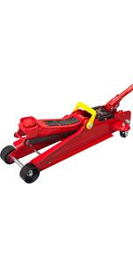 Torin BIG RED Hydraulic Low Profile Floor Jack