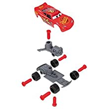 Smoby-360208 Cars 3 Mack Truck Trolley, Color Imagen