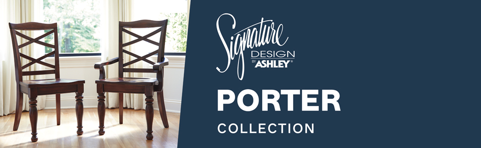 d697 porter dining room collection collection signature design by ashley furniture