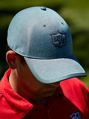 wilson staff one touch cap