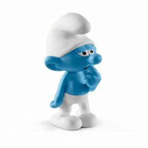 the smurfs, clumsy smurf, smurf figurines, smurf toys, smurf DVD, smurf birthday party decorations