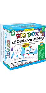 Key Education Big Box of Sentence Building