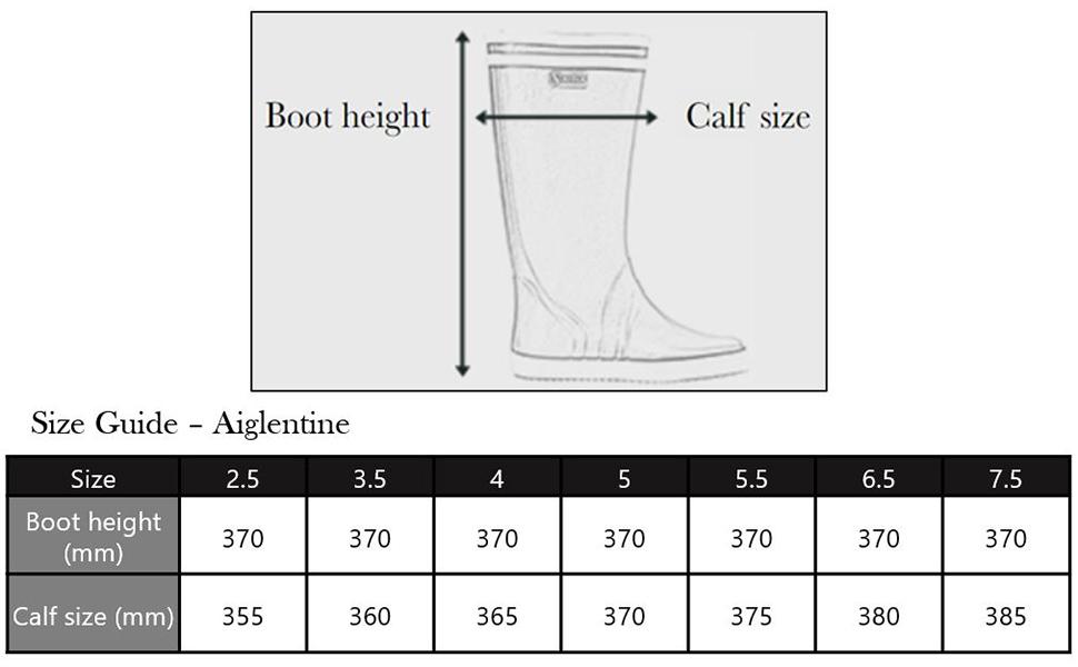 Aigle Women S Aiglentine Fur Boots Amazon Co Uk Shoes Bags