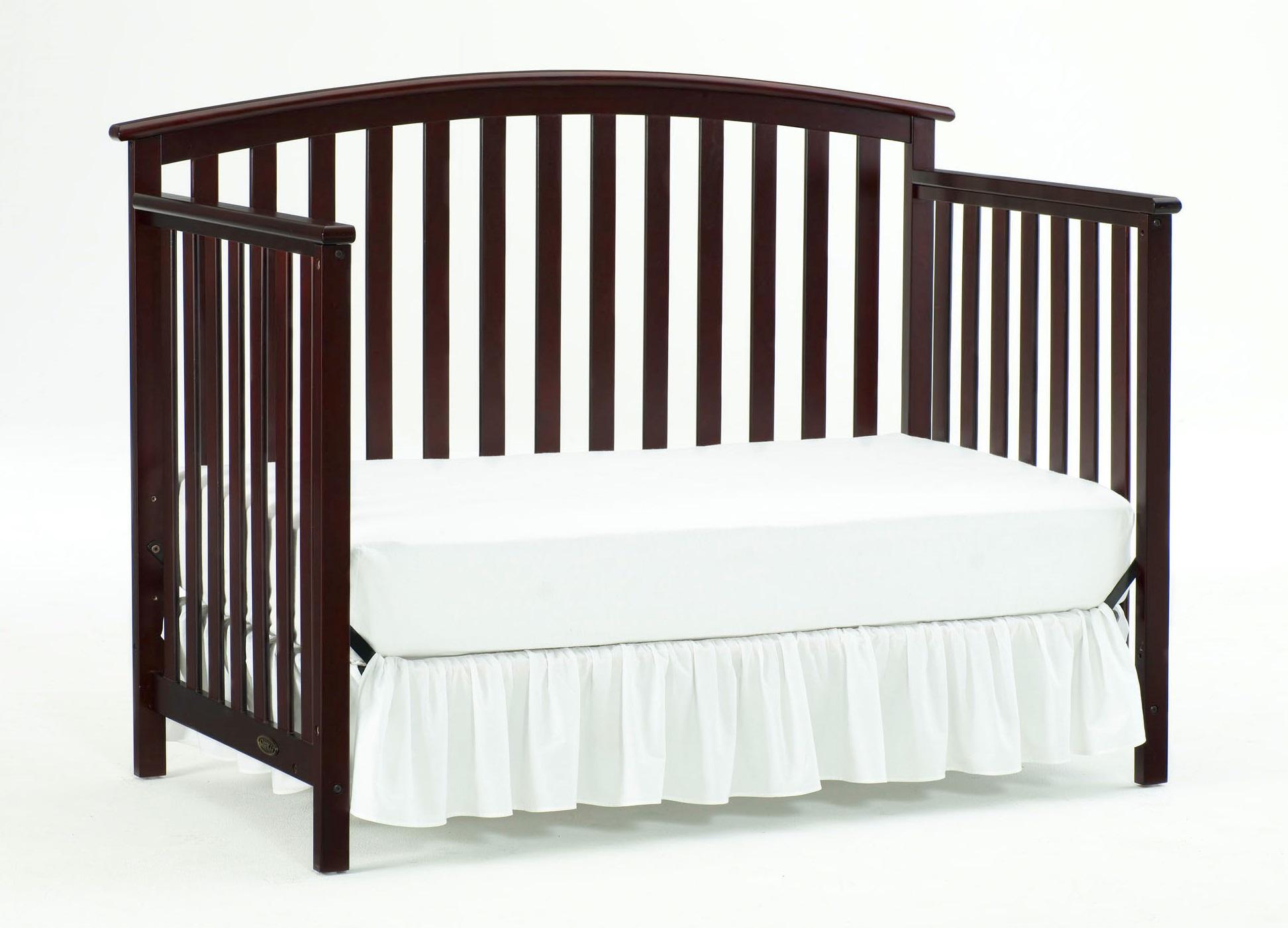 Graco Freeport Convertible Crib Cherry Amazon Ca Baby