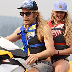 Stohlquist Fit Personal Flotation Device Lifestyle