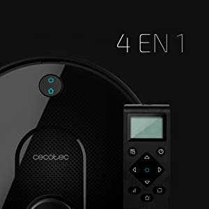 Cecotec Robot Aspirador Conga Serie 3690 Absolute. 2700 Pa ...