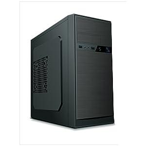 CoolBox M500 Torre Negro 300 W - Caja de Ordenador (Torre, PC ...
