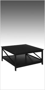 5dd7c0079c2 Amazon.com  Convenience Concepts Oxford Console Table