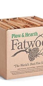 fatwood, kindling, sticks, firewood