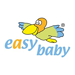 Easy Baby Daunenbett 80//80 cm Sibirian Star
