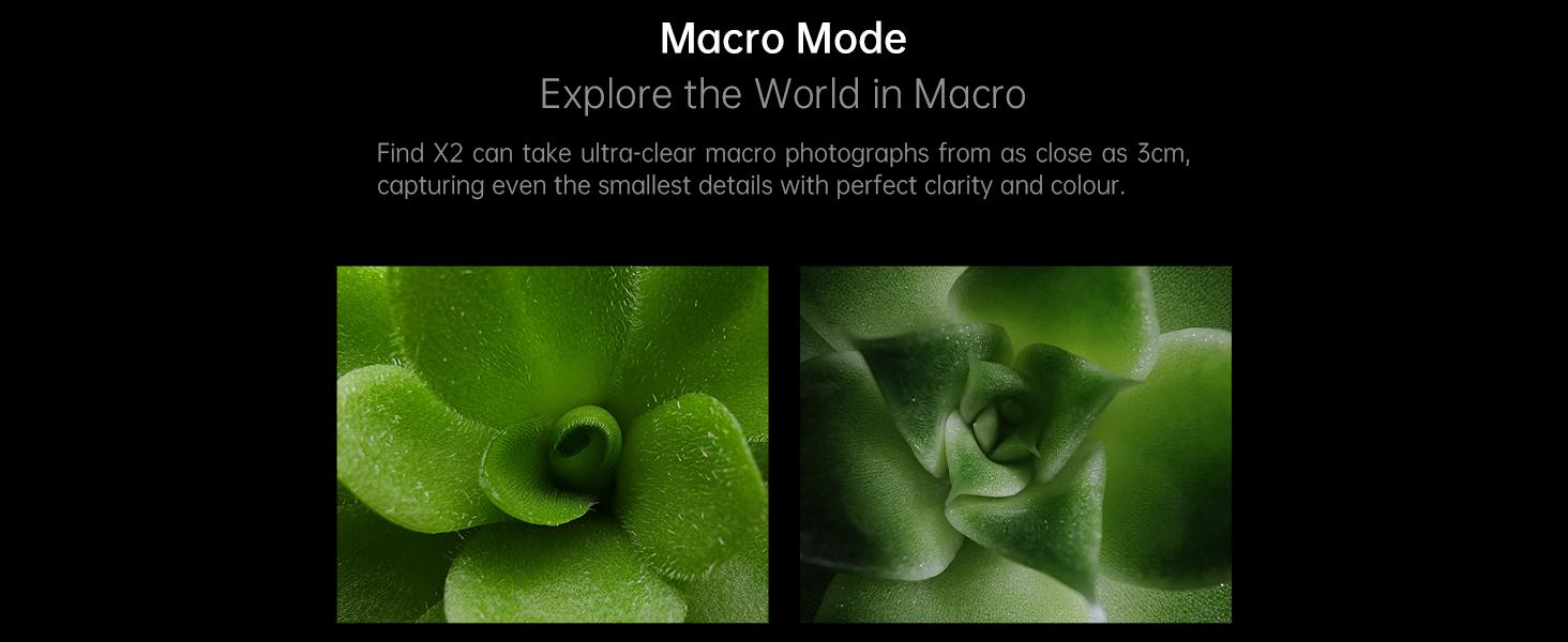 Macro Mode
