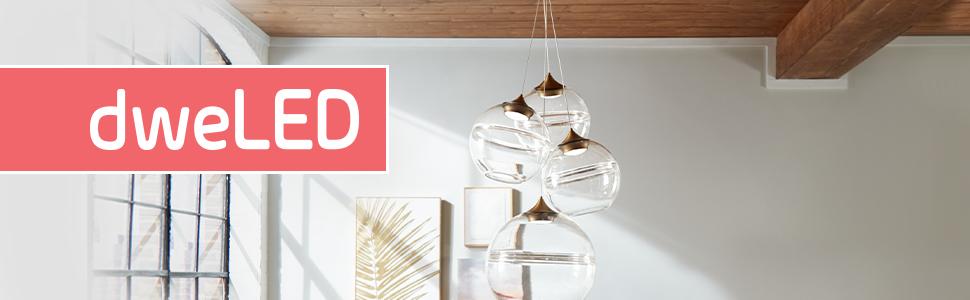 dweled, lighting, decorative lighting, wac lighting, pendants, wall sconces, accent lights, outdoor