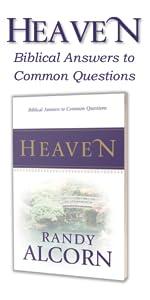 proof of heaven heaven by randy alcorn small booklet heaveb randy acorn book heaven heavin faith