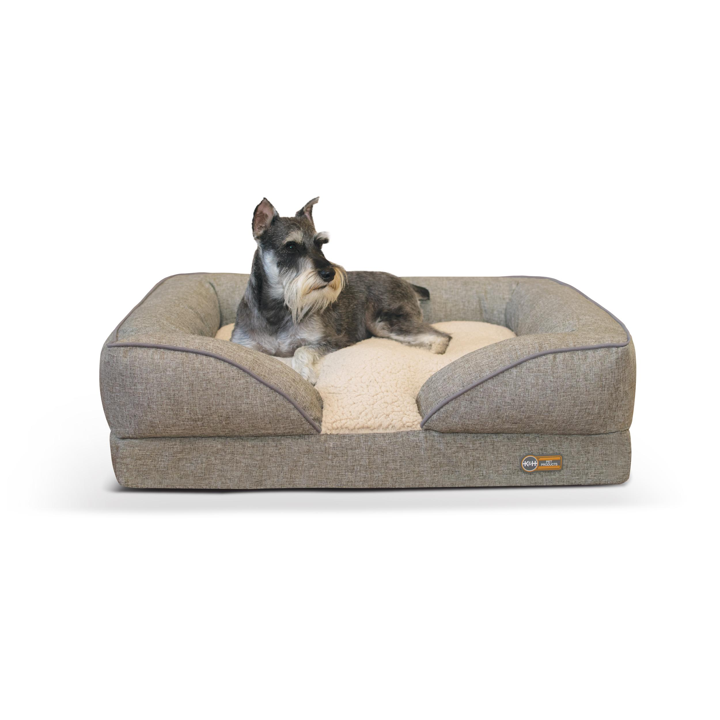 Amazon.com : K&H Pet Products Pillow-Top Orthopedic