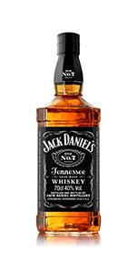 Jack Daniel's Old No.7 Tennessee Whiskey idee regalo per lui idee regali originali drink bevanda