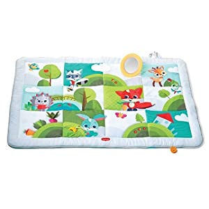 f653e09170 activity mats baby infants crawling floor playing tiny love Gymini mat gym  tummy time toys pillow