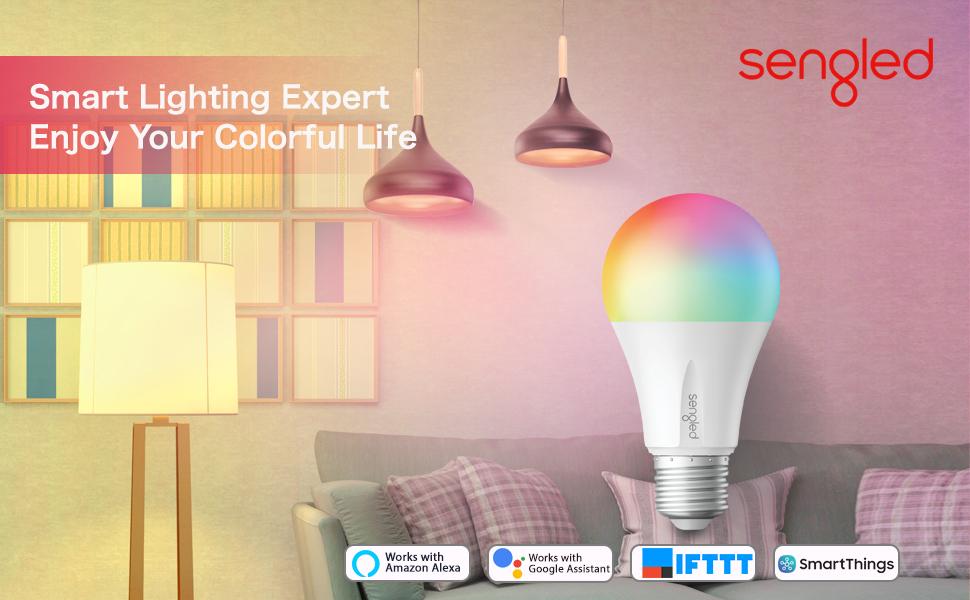 color changing lights colored light bulbs rgb light bulbs color light bulb with remote alexa