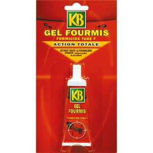 fourmis tube gel KB visuel 6323 TUFOU3N