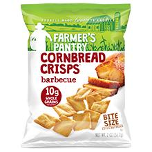 Farmer's Pantry Barbeque Cornbread Crisps