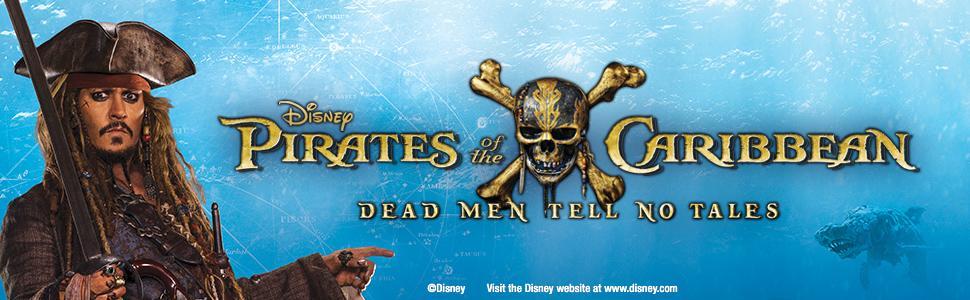 Amazon Com Pirates Of The Caribbean Dead Men Tell No