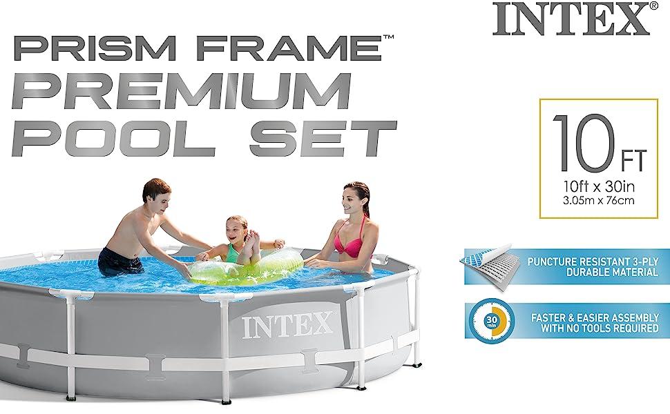 Prism Frame Pool