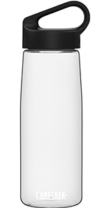 camelbak carry cap water bottle. recycled plastic water bottle. bpa-free plastic water bottles.
