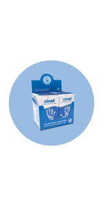 Clinell Antibacterial Wipes