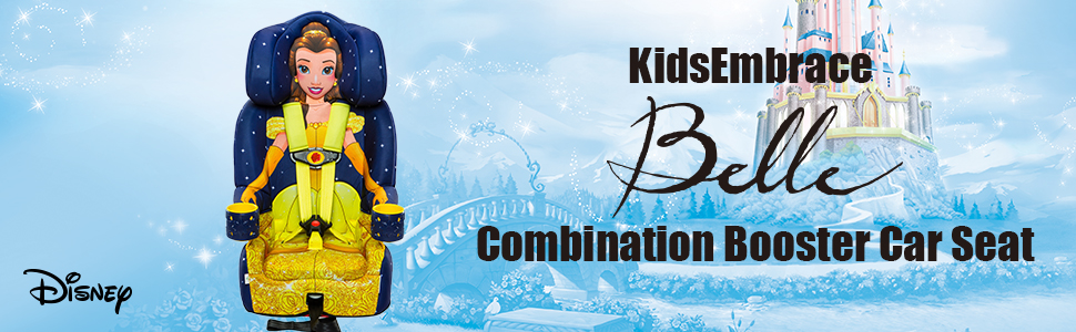 belle kids combination booster car seat princess car seats booster set pinscarseat harness
