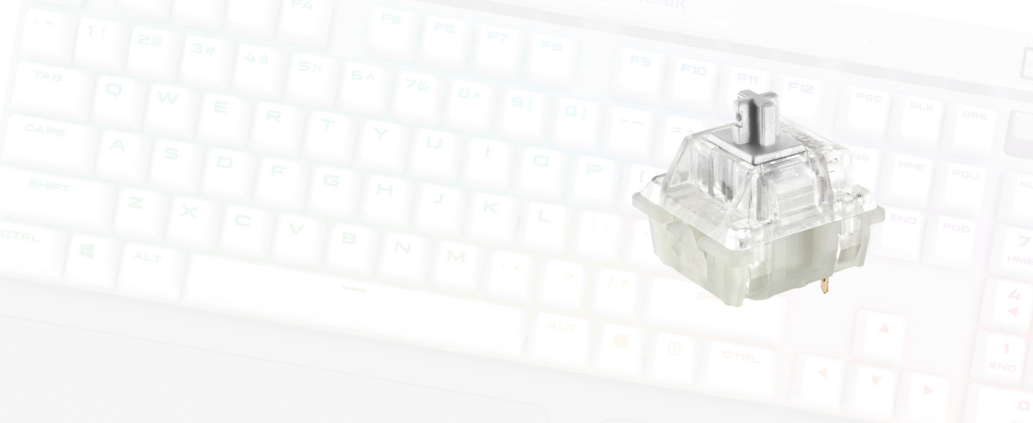 CH-9109114-NA K70 RGB MK.2 SE Mechanical Gaming Keyboard — CHERRY MX Speed