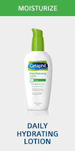 Daily hydrating lotion