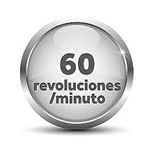 IMETEC SJ 1000 Licuadora, 240 W, 800 litros, Plata/Negro: Amazon ...