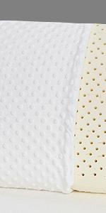 latex, pillow, firm, queen, embrace, foam, best latex pillow, hypoallergenic