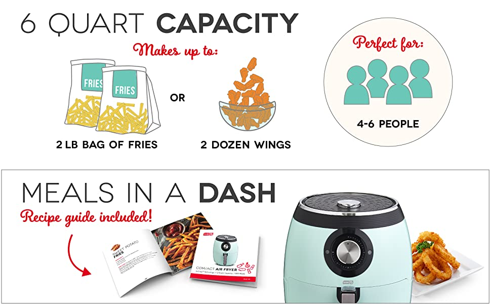 air fry, healthy, fry, easy, deluxe, air fryer, fries, wings, chicken, family