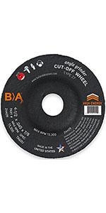 Angle Grinder Cut-Off Wheel