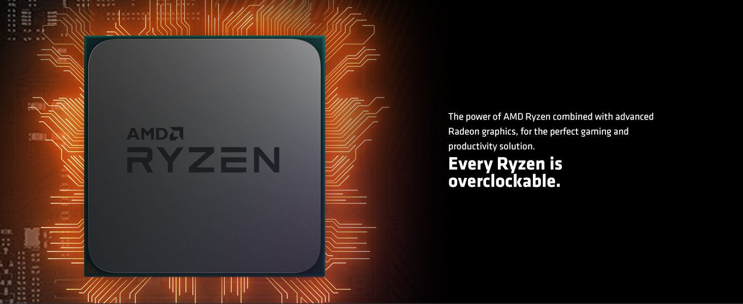 AMD RYZEN 5 3400G 4-Core, 8-Thread Unlocked, 3.7 GHz (4.2 GHz Max Boost) Desktop Processor 11