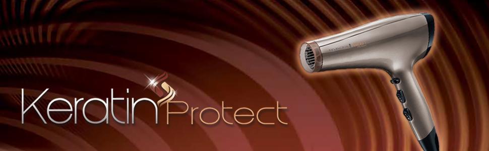 Asciugacapelli Keratin Protect