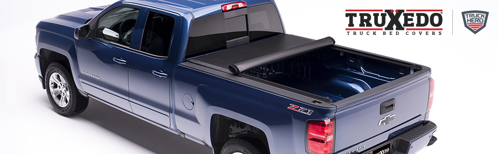 Amazon Com Truxedo Edge Soft Roll Up Truck Bed Tonneau Cover 879601 Fits 17 20 Ford F 250 F 350 F 450 Super Duty 8 Bed Automotive