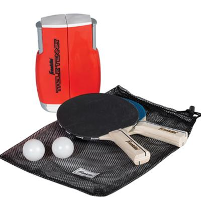 table tennis setup table tennis net ping pong for tables table tennis paddle  sc 1 st  Amazon.com & Amazon.com : Franklin Sports Table Tennis to Go - Includes 2 Ping ...