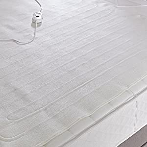 59ed320c61c Silentnight Soft Comfort Control Fast Heat Up Electric Blanket ...